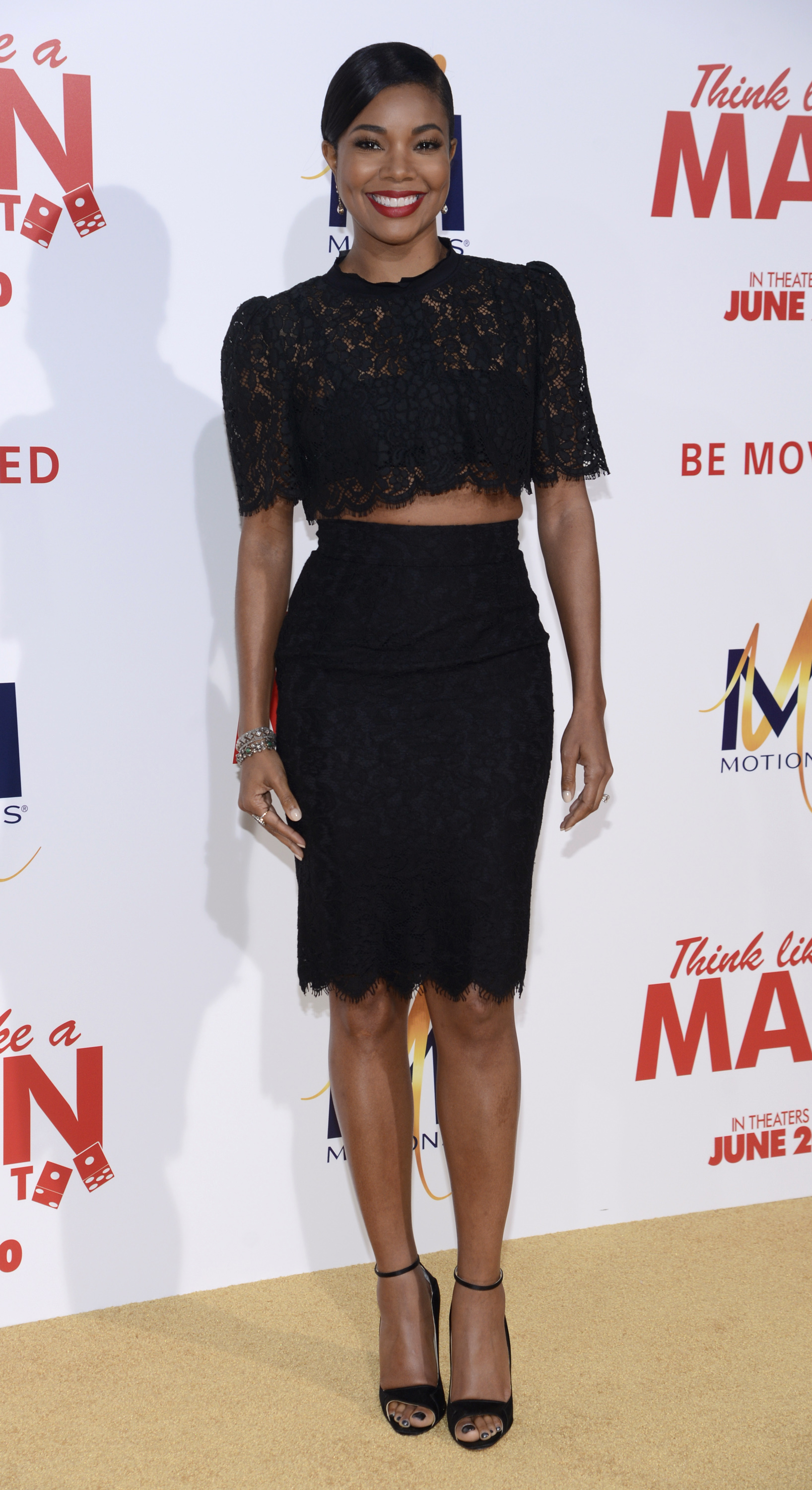 Gabrielle Union confirms topless pic is her and will be contacting the FBI