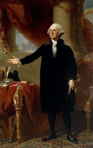 History shows George Washington was incredibly hard to kill