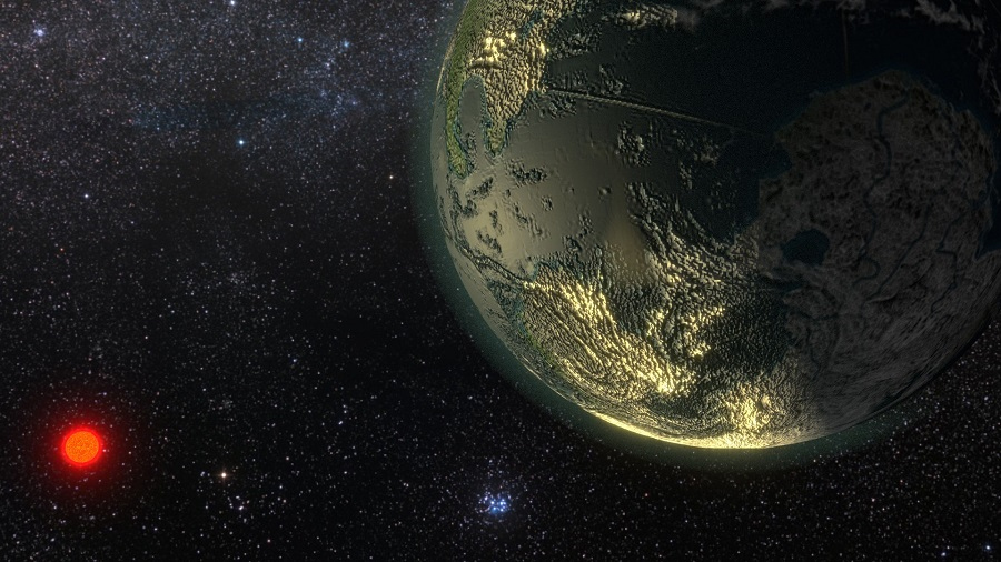 Astronomers discover 60 new worlds, find 'super Earth'