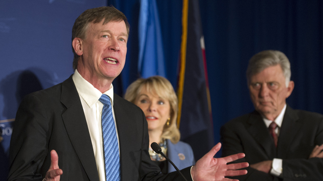 Governors meet, express concern about legalizing pot, amid growing interest