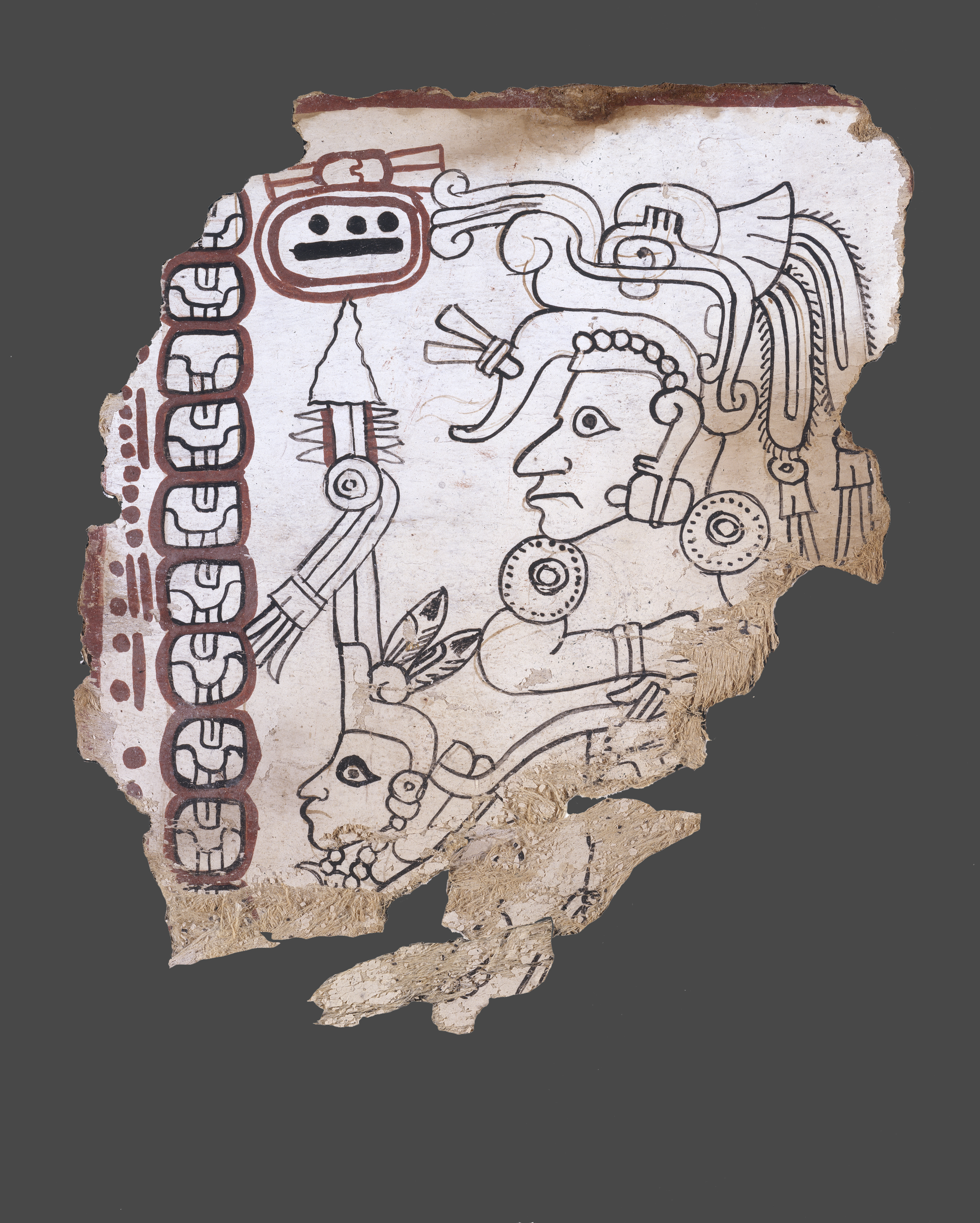 Ancient Mayan codex found to be oldest document from the Americas