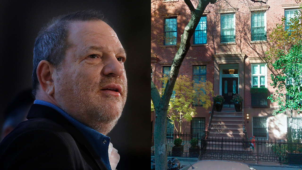 Harvey Weinstein's $25.6 million NYC townhouse gutted by new owners