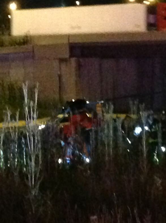 Medical helicopter crashes in Chicago, injuring 3 crew members, 1 patient
