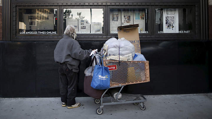 Westlake Legal Group homeless01 Homelessness in Los Angeles: Here are the statistics Nick Givas fox-news/travel/vacation-destinations/los-angeles fox-news/topic/homeless-crisis fox news fnc/us fnc article 0dcebbd4-6585-5c31-bb2a-c8704ae37756