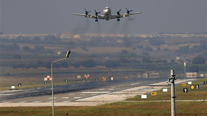 Turkey holding 50 US nuclear bombs 'hostage' at air base, report says