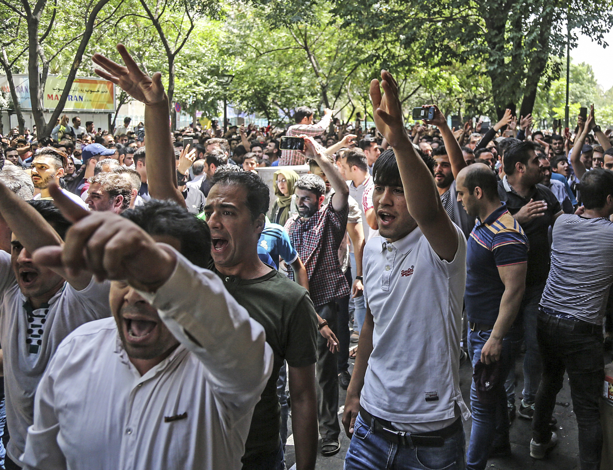 Westlake Legal Group iran-protests-1 Jim Hanson: Trump's tweets boost Iranian protests — the world is watching, president warns mullahs Jim Hanson fox-news/world/conflicts/iran fox-news/person/donald-trump fox-news/opinion fox news fnc/opinion fnc article 4faf5600-5a6c-584e-9606-aaebddb9815f