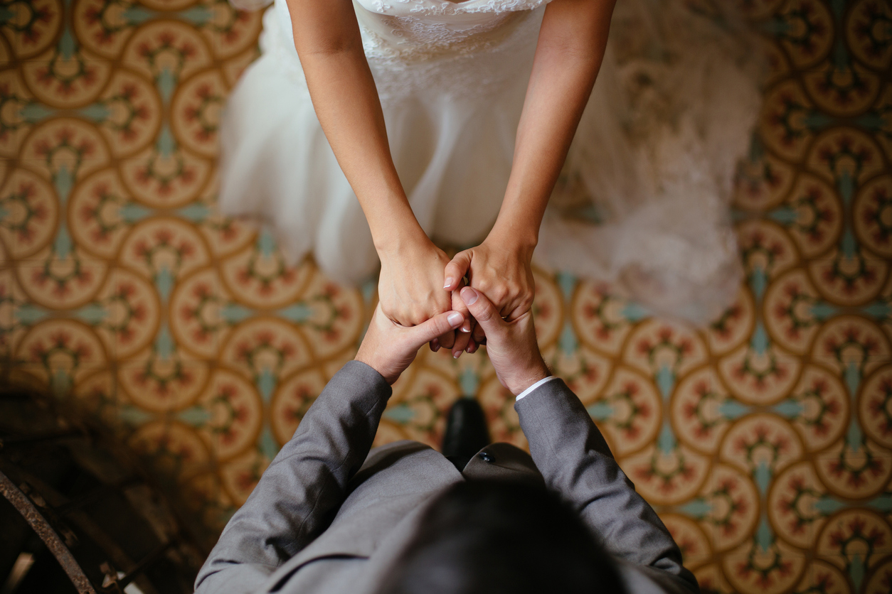 My daughter wants to get married – here's the advice she never asked for