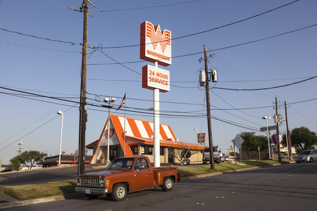 Whataburger responds to gun maker after releasing 'Whata-Pistol'