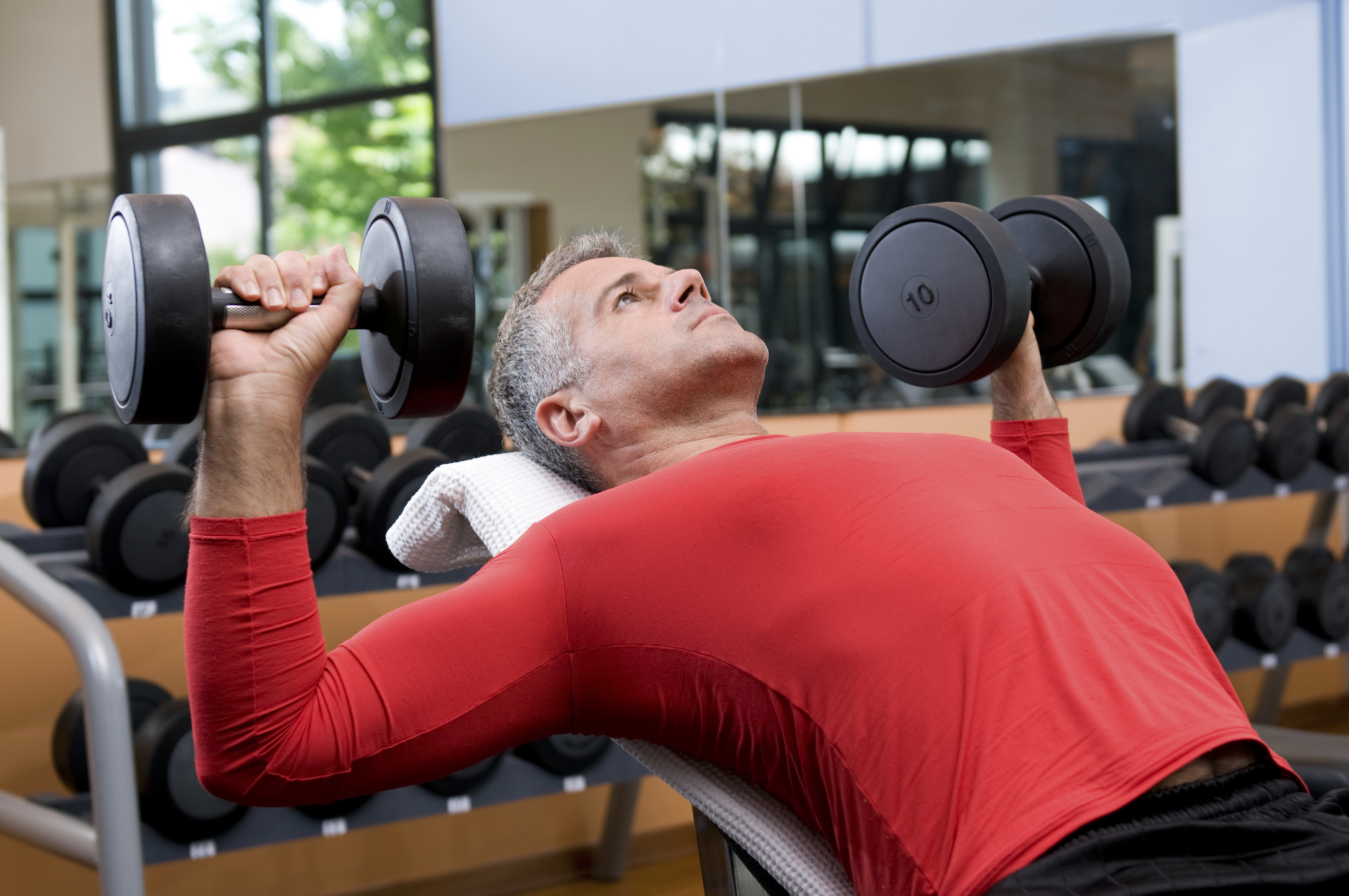 The best weightlifting advice for men over 40