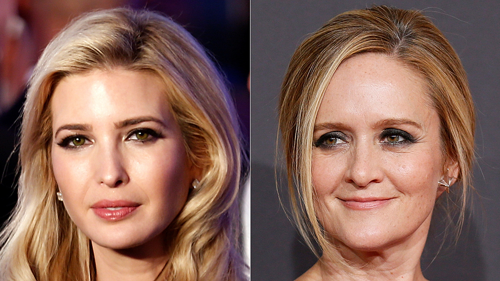 Samantha Bee praises Ivanka Trump over parental leave policies two years after controversial insult