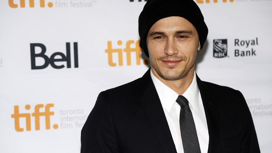 James Franco tells AOL to stop censoring his work