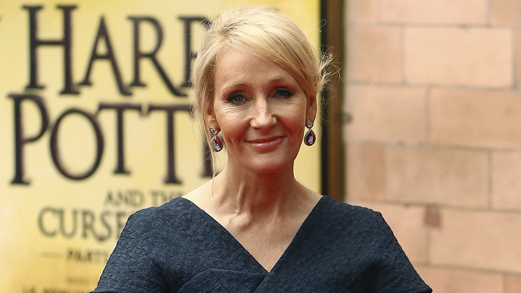 J.K. Rowling faces backlash on Twitter for comments about 'sexual' relationship between two characters