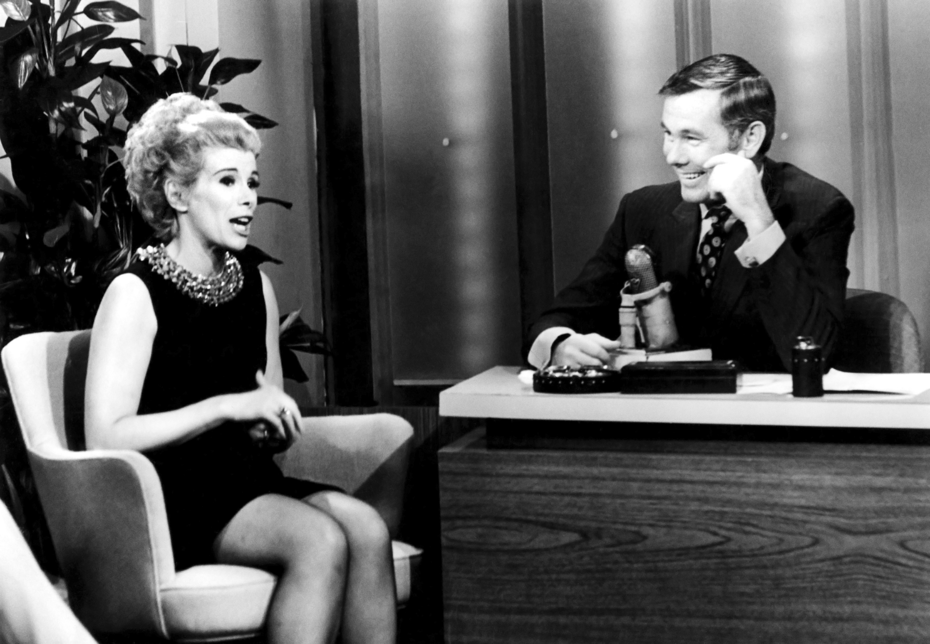 Joan's epic fallout with Johnny Carson