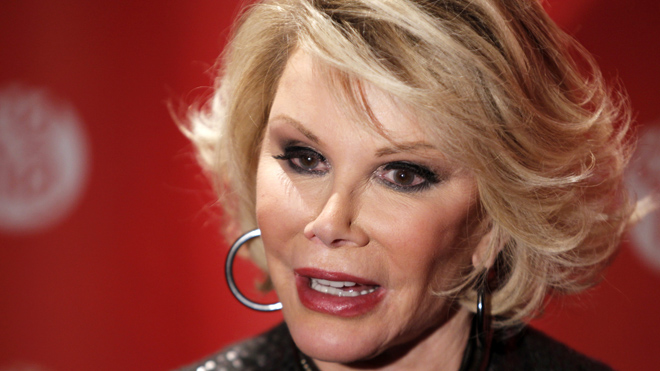 Investigators say NYC clinic that treated Joan Rivers made errors that led to her death
