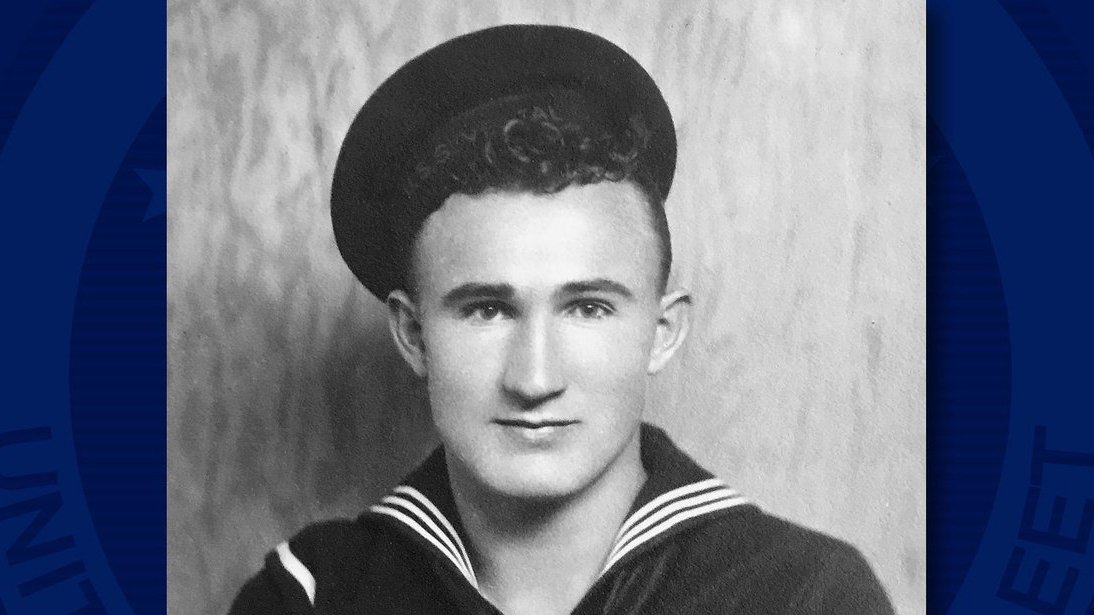 Pearl Harbor hero recognized 76 years after saving 6 from sinking USS Arizona
