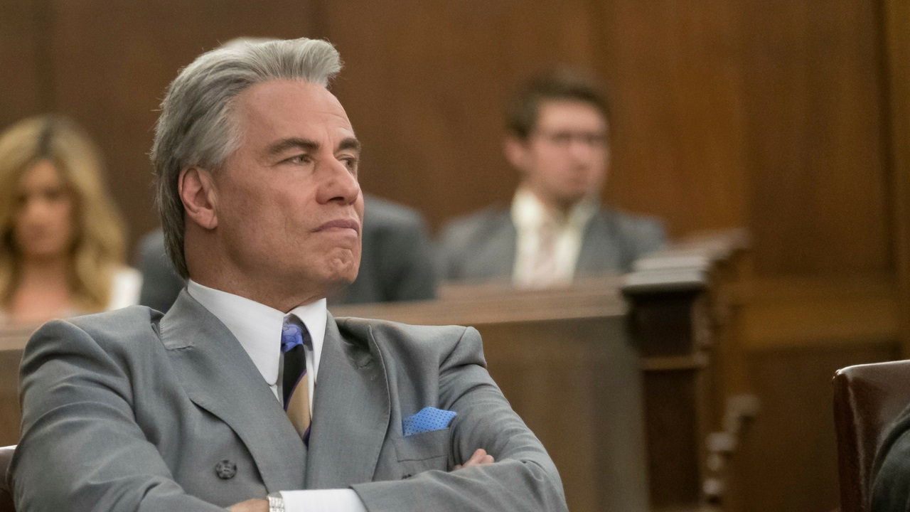 "John Travolta's ""Gotti' biopic nominated for worst movie of 2018 at the Razzie Awards"