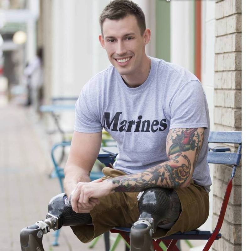 Disabled Afghan War veteran: Don't leave Afghanistan without 'having something to show for it'