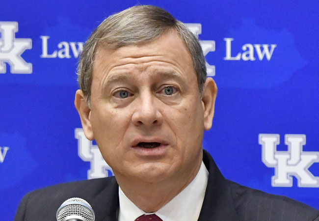 Westlake Legal Group johnroberts Chief Justice Roberts says Supreme Court nonpartisan fox-news/politics/judiciary/supreme-court fox-news/politics fox news fnc/politics fnc Brie Stimson article 3c830f64-88c2-51b0-91f3-64fc658a6bb1