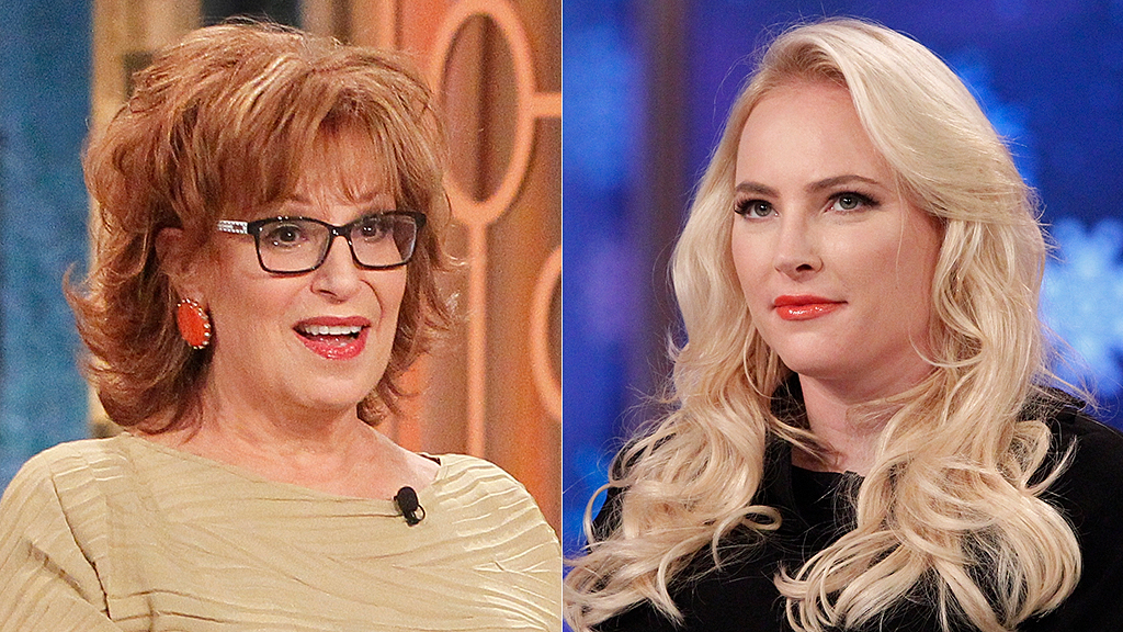 Westlake Legal Group joy20behar20Meghan20McCain20ABC Meghan McCain rips Joy Behar, media, saying they're 'naive' if they think hearings will bring down Trump Joseph Wulfsohn fox-news/politics/trump-impeachment-inquiry fox-news/politics/2020-presidential-election fox-news/person/meghan-mccain fox-news/person/joy-behar fox-news/person/donald-trump fox-news/entertainment/the-view fox news fnc/media fnc article 0a9d6706-b4ad-56dc-b218-cf32f6f57cd3