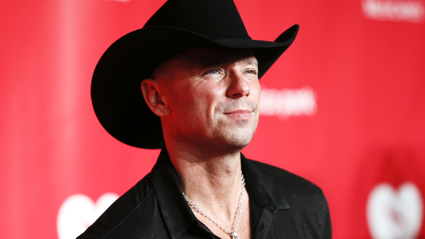 Kenny Chesney: Country music objectifies 'the hell out of women'