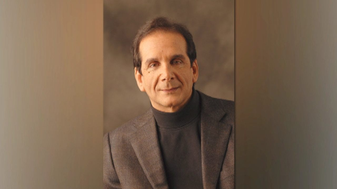 Westlake Legal Group krauthammer2-1 FLASHBACK: Charles Krauthammer compares Iran policy of Trump, Obama fox-news/world/terrorism fox-news/world/conflicts/iran fox-news/shows/special-report fox-news/politics/executive/white-house fox-news/person/donald-trump fox-news/person/barack-obama fox news fnc/media fnc Charles Creitz c58ae3a3-3592-5a13-959d-1f602d4c9a61 article