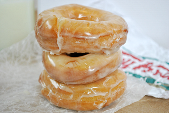 Krispy Kreme: The secret to getting the freshest doughnuts