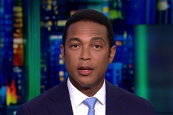 CNN's Don Lemon says he wouldn't have shaken Trump's hand at Bush funeral