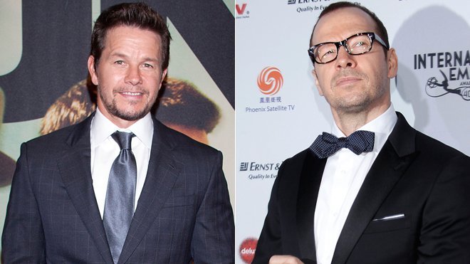 Mark Wahlberg skipped Donnie Wahlberg and Jenny McCarthy's wedding