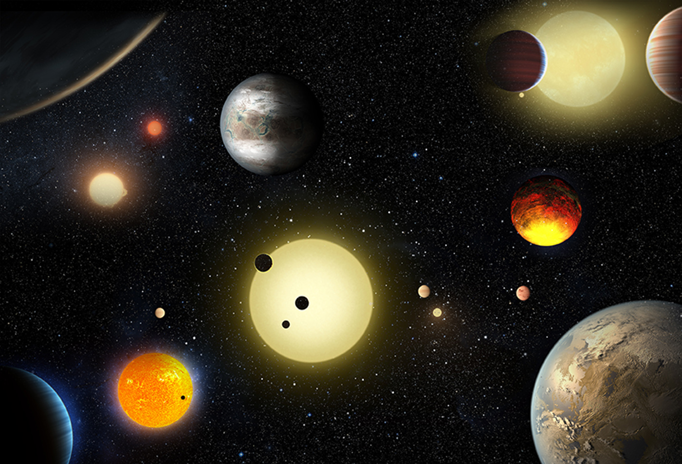 NASA identifies 1,284 new exoplanets, most ever announced at once