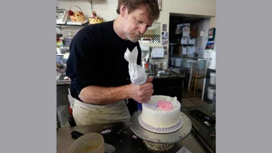 Court: Christian baker must provide wedding cakes for same-sex couples