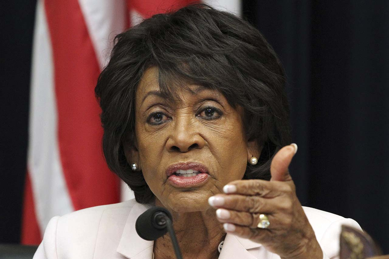 Westlake Legal Group maxine-waters Maxine Waters: There's 'absolutely' enough evidence to draft articles of impeachment against Trump Joseph Wulfsohn fox-news/politics/trump-impeachment-inquiry fox-news/person/maxine-waters fox-news/person/donald-trump fox-news/media fox news fnc/media fnc c43241cc-9f92-5feb-a771-1d35aa167c7b article