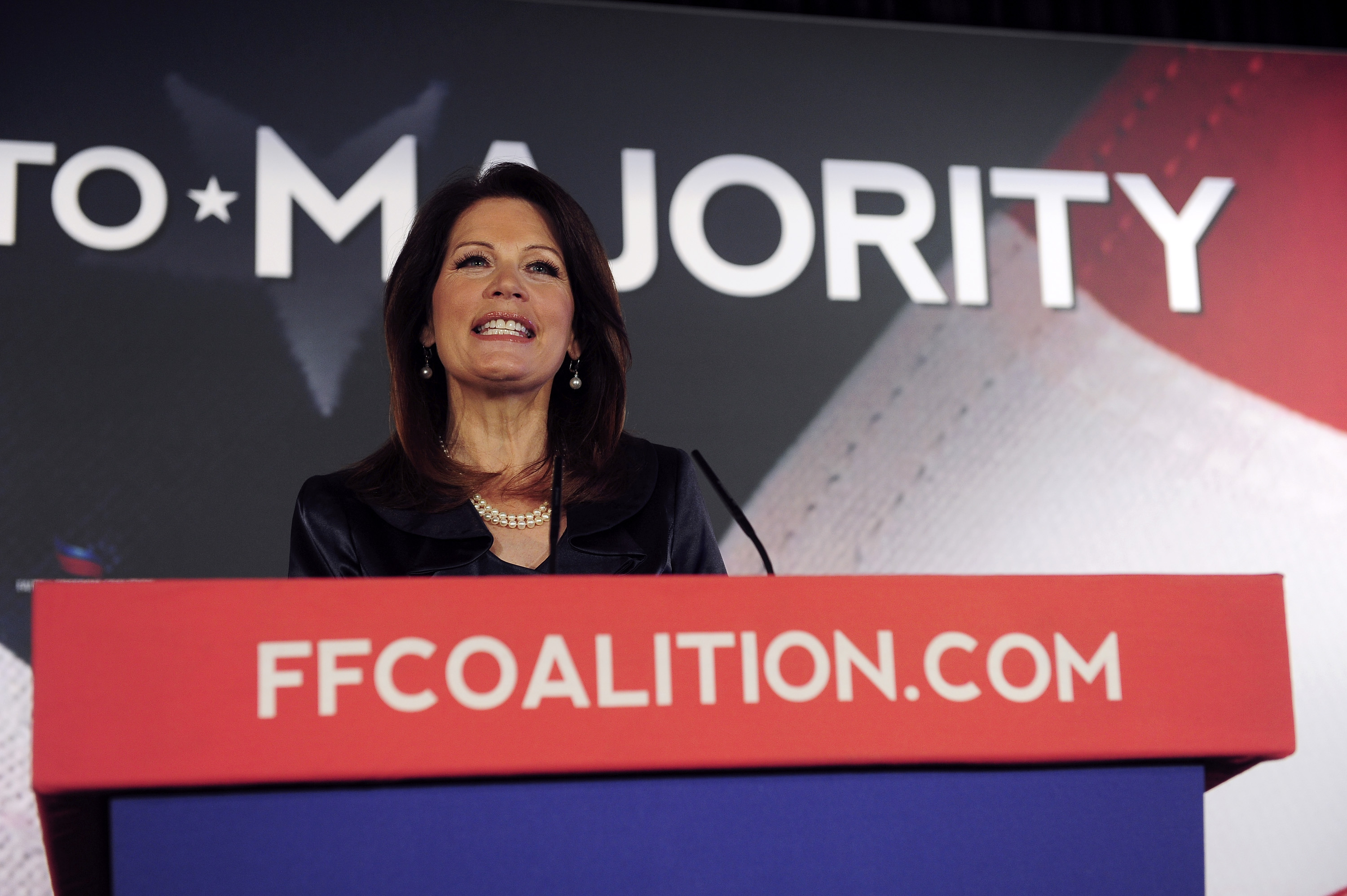 Leading liberal website falls for fake story about Michele Bachmann