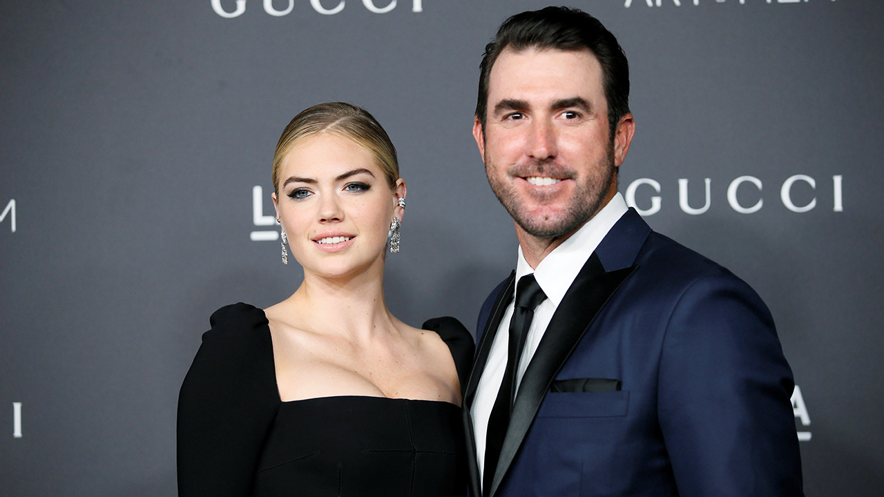 Justin Verlander's wife Kate Upton says she 'won't be going to Tampa any time soon' after his Cy Young snub