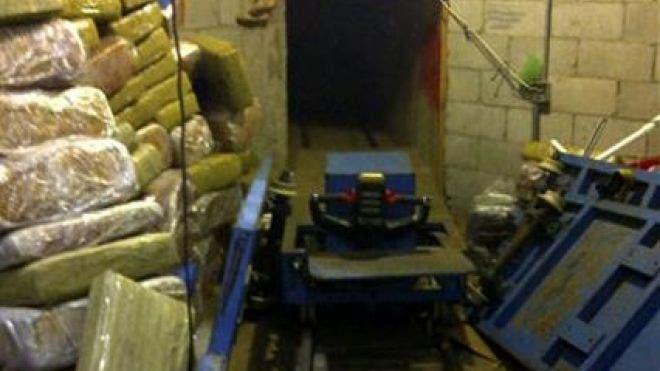 Feds find drug tunnel linking San Diego, Tijuana
