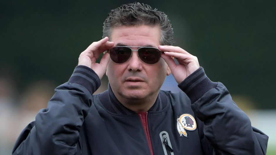 Redskins' Daniel Snyder has thumbed his nose at changing team's name now demands are at fever pitch – Fox News