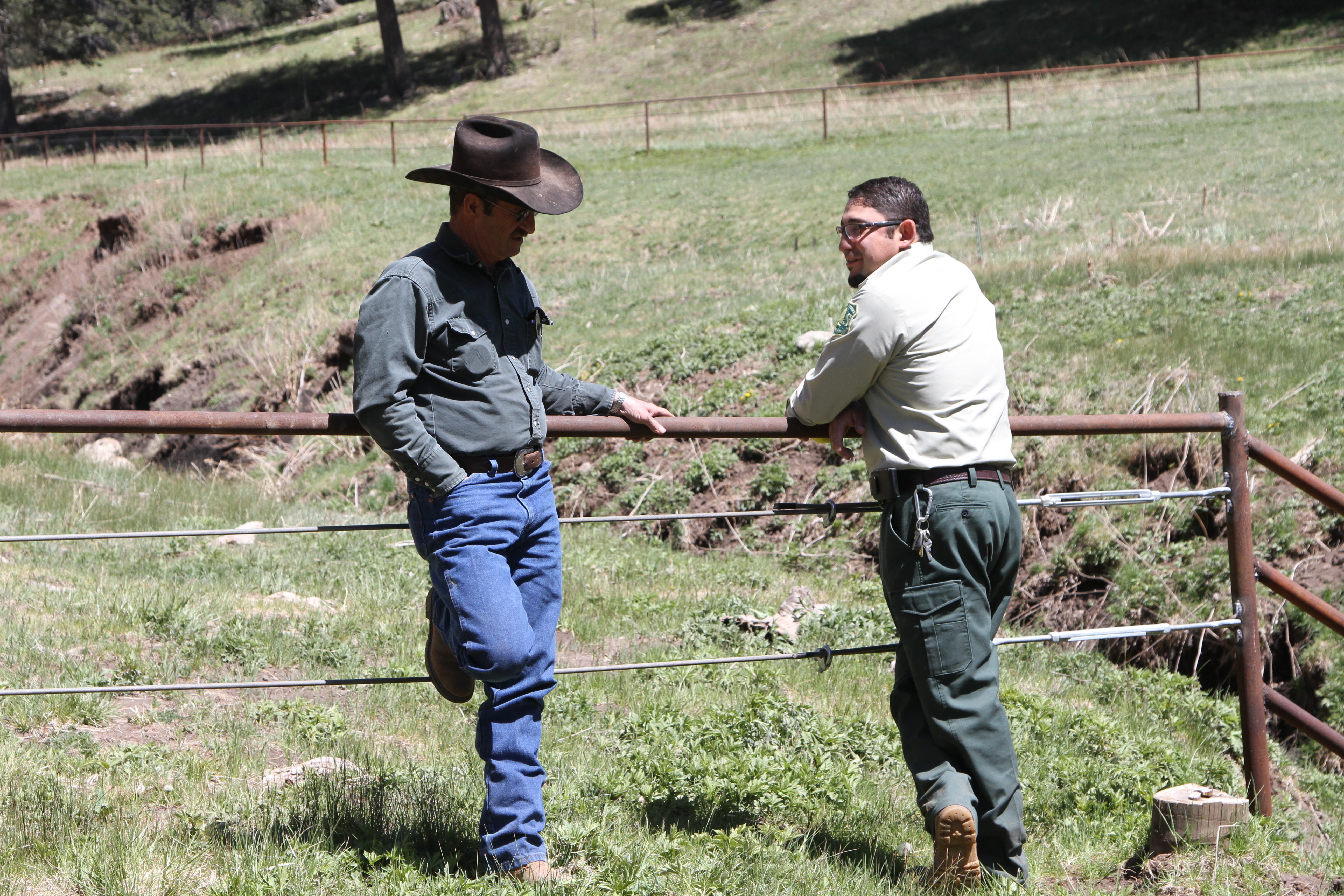 Rural New Mexico county fights feds over water rights
