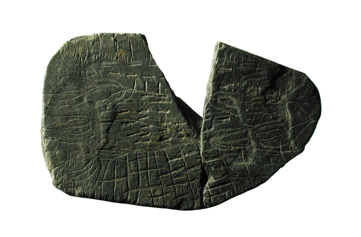 Ancient scratched stones: World's earliest maps or magic artifacts?