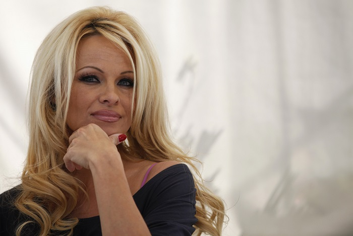 Pamela Anderson claims we've lost many good men to 'porn and Playstation' in odd Twitter thread