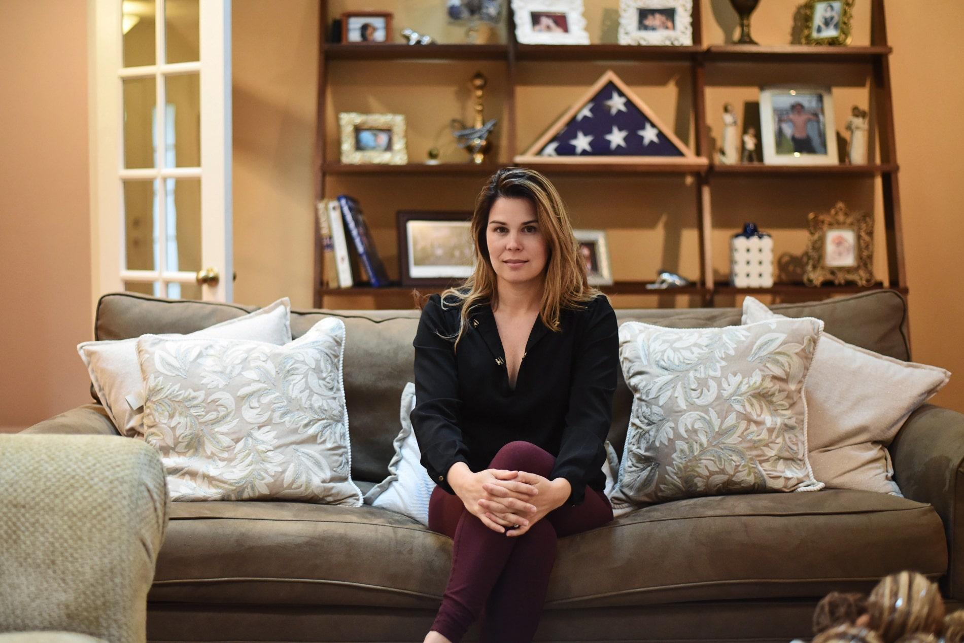 Navy SEAL widow's Memorial Day event honors America's fallen