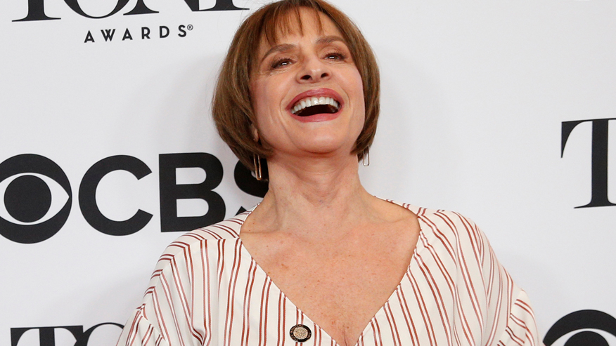 Patti LuPone says 'this country is doomed' amid coronavirus crisis, reveals plans if Trump wins second term