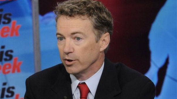 Paul slams Congress over trillion-dollar spending bill he claims no one read