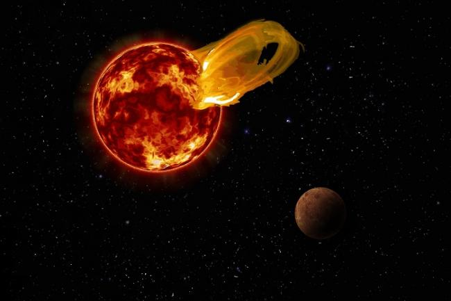 Rogue star caused massive threat to Earth
