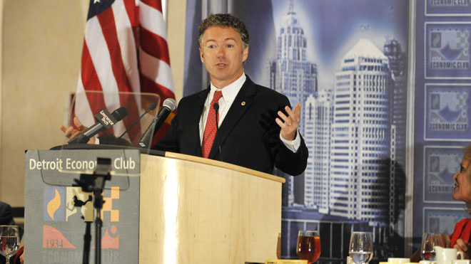 Rand Paul celebrates 'Festivus' with 'airing of grievances' against DC