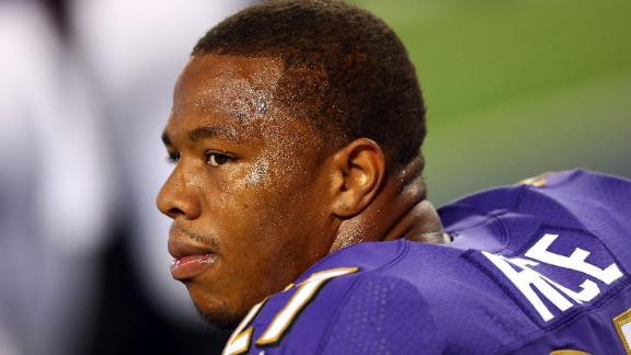Westlake Legal Group ray-rice-told-nfl Alabama's Nick Saban invites Ray Rice to talk to team about 'how to treat the opposite sex' Ryan Gaydos fox-news/sports/nfl fox-news/sports/ncaa/alabama-crimson-tide fox-news/sports/ncaa-fb fox-news/sports/ncaa fox news fnc/sports fnc cfb96529-27d0-598d-bdbf-52e4c255ea82 article