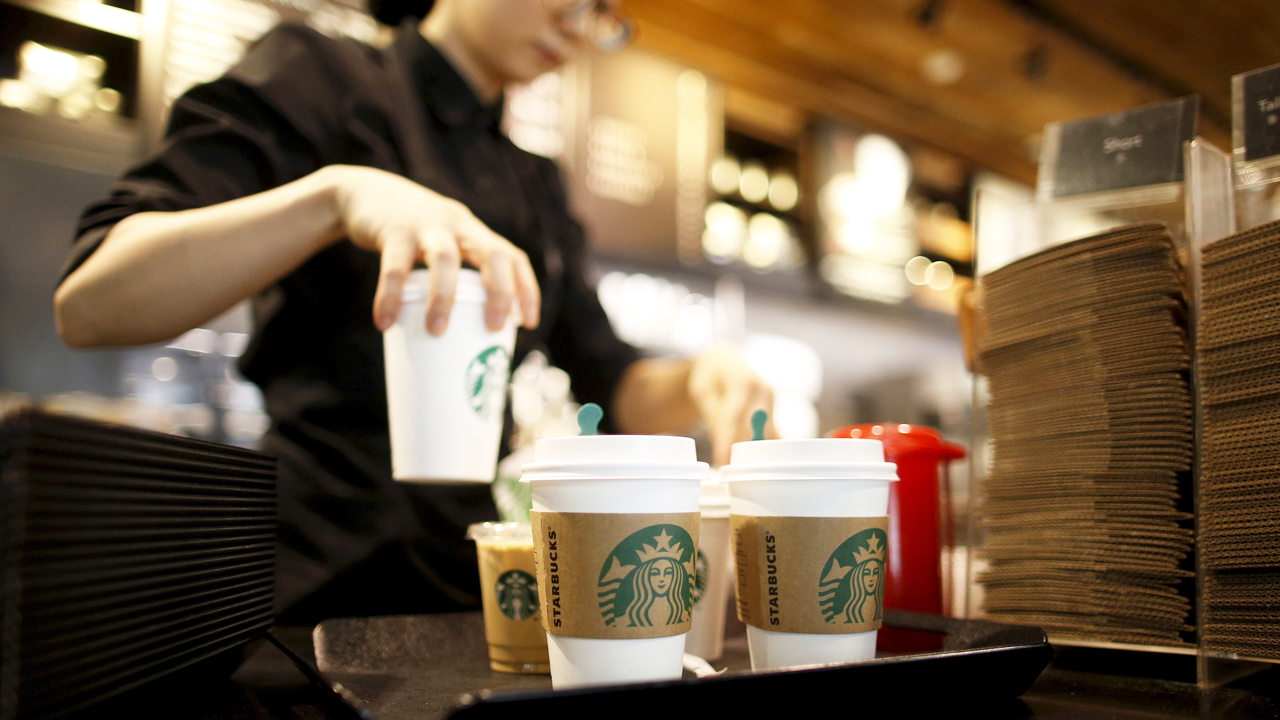 Starbucks barista spelling your name wrong? Conspiracy theory says it's no accident