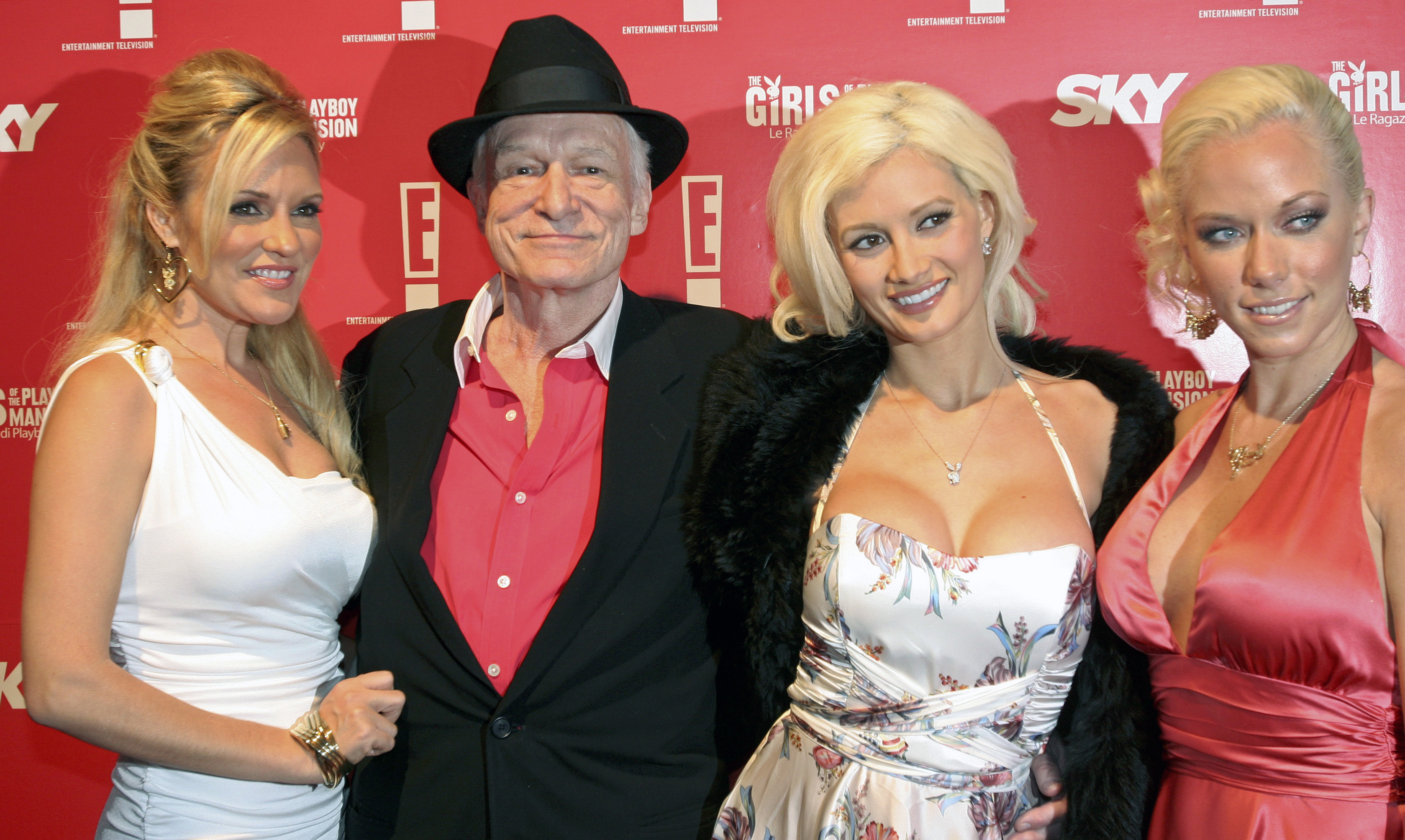 Holly Madison fires back at Kendra Wilkinson's Twitter rant