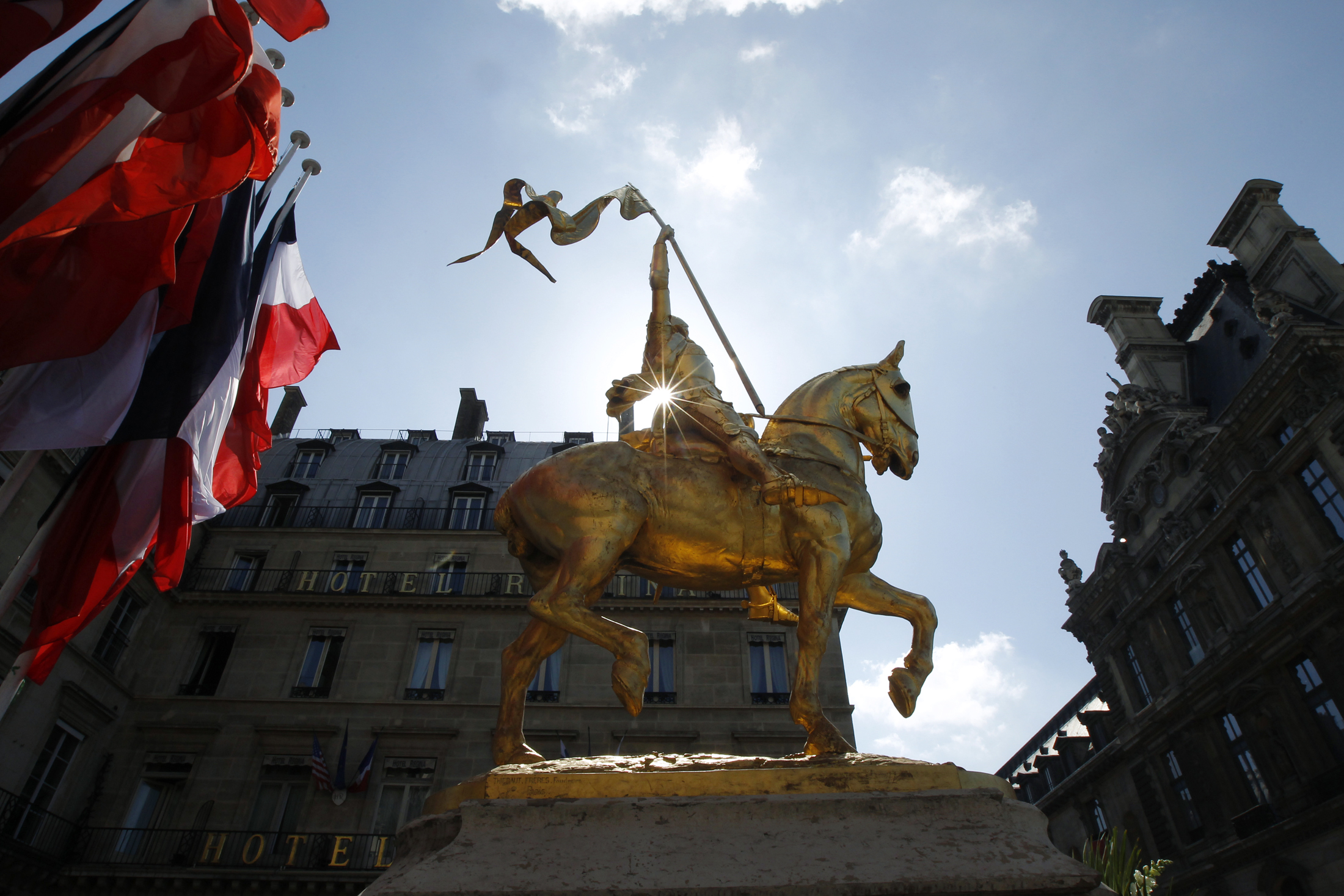 What really caused the voices in Joan of Arc's head?