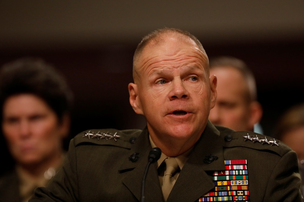 'There's a war coming,' Marine Corps general warns US troops