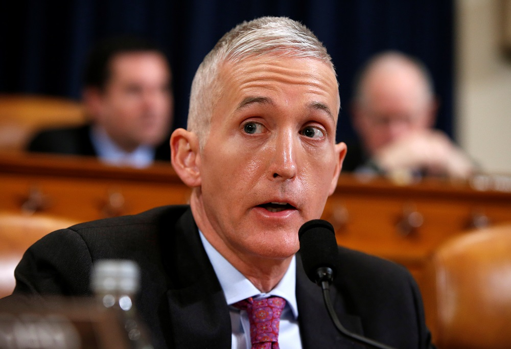 Trey Gowdy rips House Dems' investigation into Trump: 'Disaster from day one'