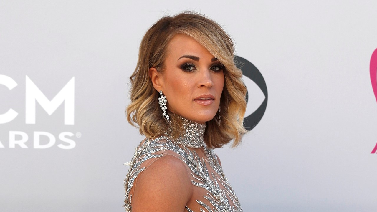 Carrie Underwood says her husband hid with their sons during Nashville tornadoes, shares her family is safe
